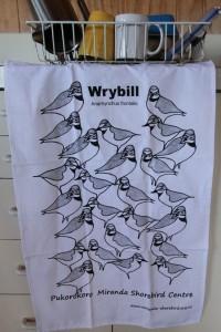 wrybill ttowel